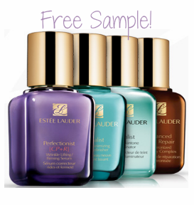 get a Free Sample of Estee Lauder Perfectionist [CP+R]