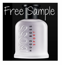 get Three Free Samples of BOSS BOTTLED