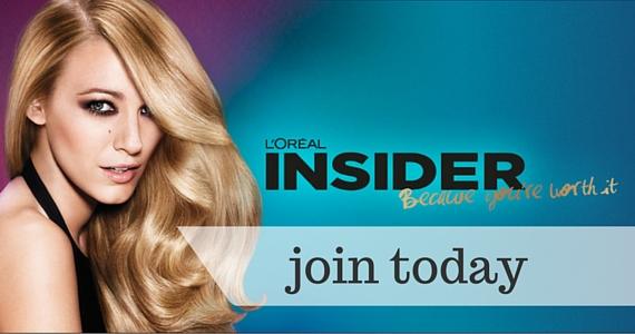Become an Insider with L'Oréal Paris