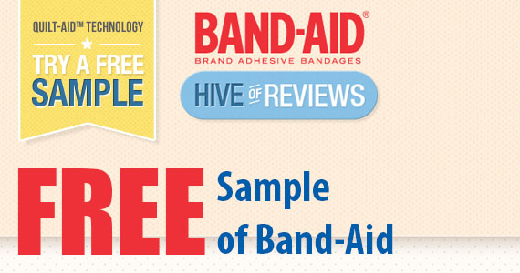 Free Sample of Band-Aid