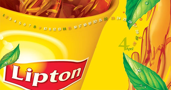 Free Sample of Lipton Tea