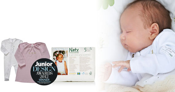 Try Naty Nappies for Free