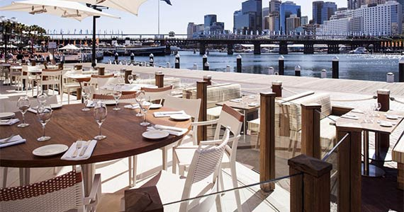 Win a Platinum Waterside Dining Experience