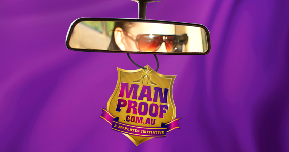 Free Sample of Man Proof Air Freshener