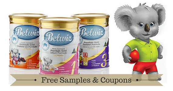 Free Belwiz Samples & Coupons