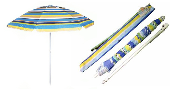 Win a 2.0m Cottesloe Beach Umbrella