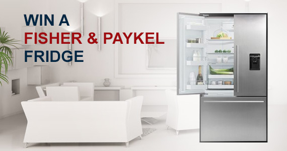Win A Fisher & Paykel Fridge