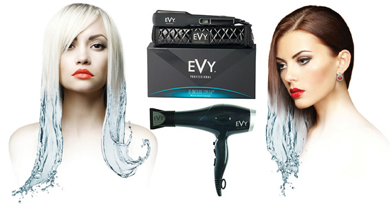 EVY OneGlide & Infusalite Dryer Giveaway