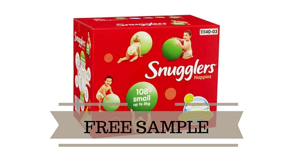 Free Sample of Snugglers Nappies