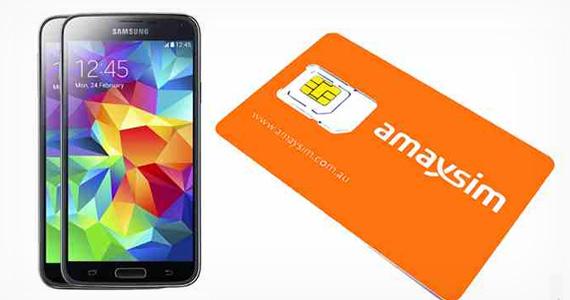 Win a Samsung Galaxy S5