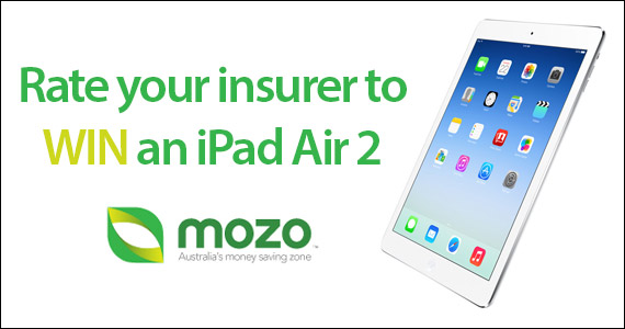 Review Your Insurance & Win An iPad Air 2