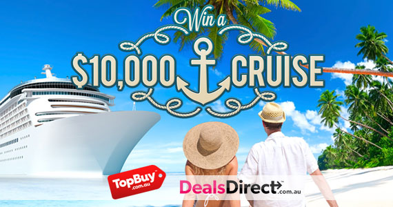 Win A $10,000 Cruise With Deals Direct