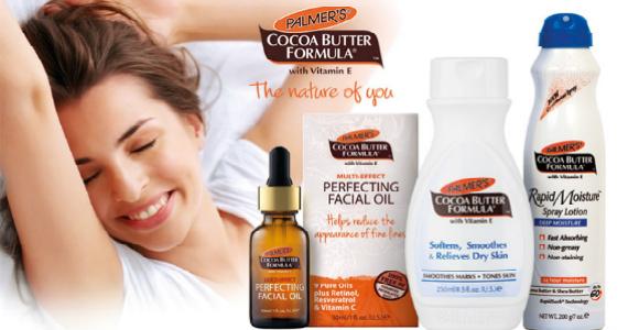 Free Sample of Palmer's Skincare