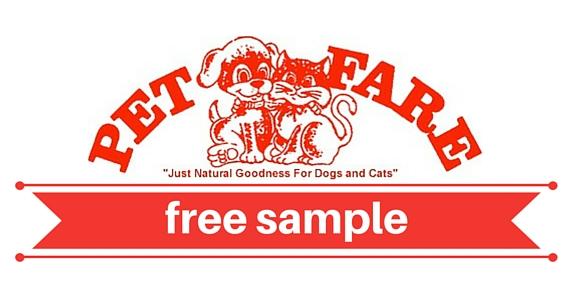Free Sample of PetFare Dry Dog Food
