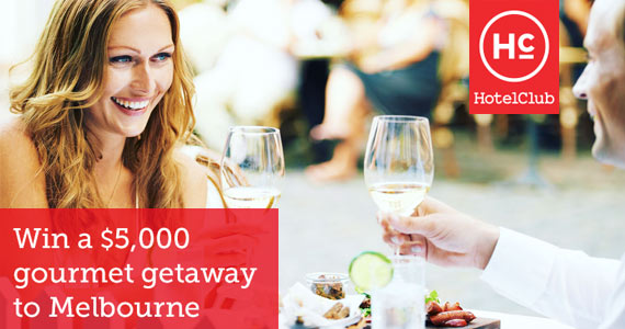 Win a $5,000 Gourmet Getaway to Melbourne