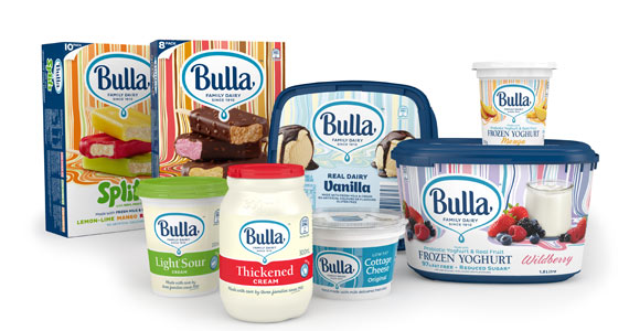 Join The Bulla Family Dairy Family