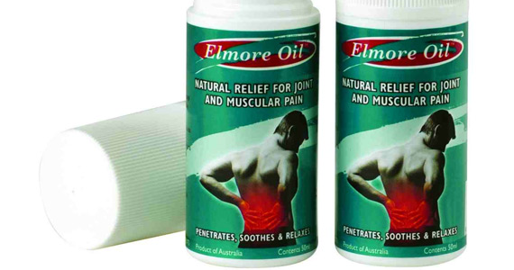 Free Trial Pack of Elmore Oil for Pain Relief