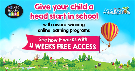 4 Free Weeks Of ReadingEggs