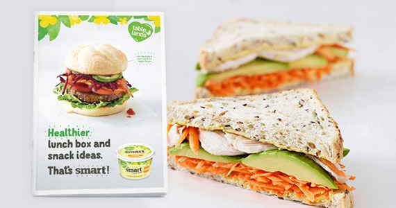 Free Healthier Lunchbox & Snack Ideas Recipe Booklet