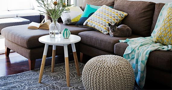 Win a Home Makeover by a Homes+ Stylist