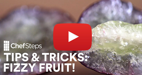 How To Make Fizzy Fruit