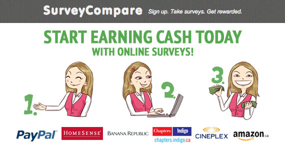 Give Your Opinion and Earn Cash