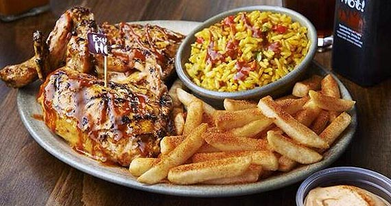 Get a Free Drink at Nando's