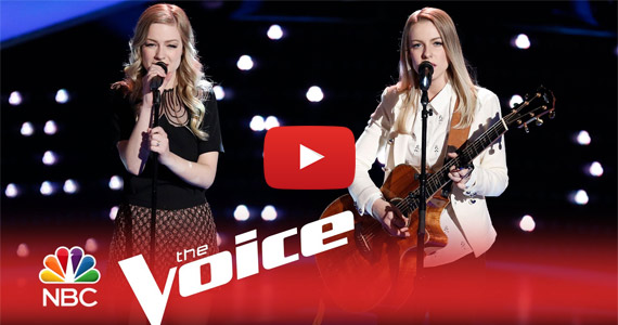 These Twins Might Just Win The Voice This Year!