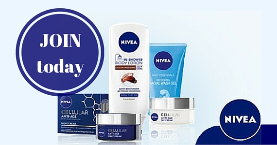 Join Nivea For Trials And Free Samples