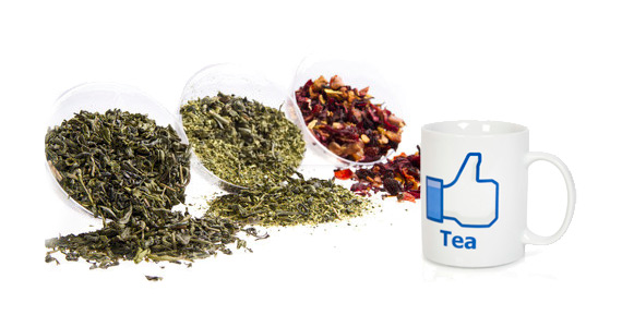 Free Tea Sample Set & Mug