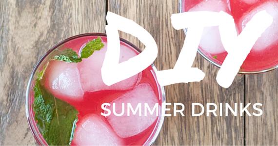 DIY Summer Mocktails for Any Occasion