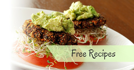Free Alkaline Diet Recipes