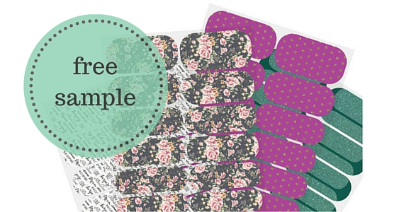 Free Sample Jamberry Wrap