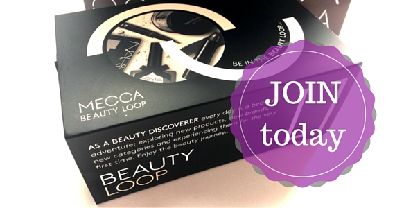 Join the Mecca Beauty Loop