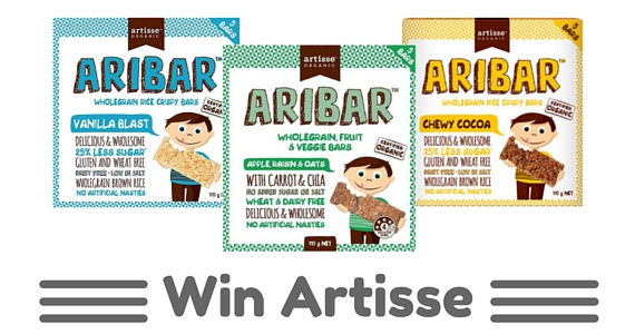 Win an Artisse Prize Pack