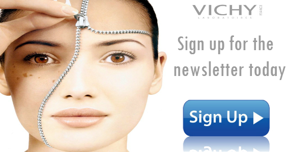 Sign up for the Vichy Newsletter