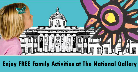 Free Family Activities at The National Gallery