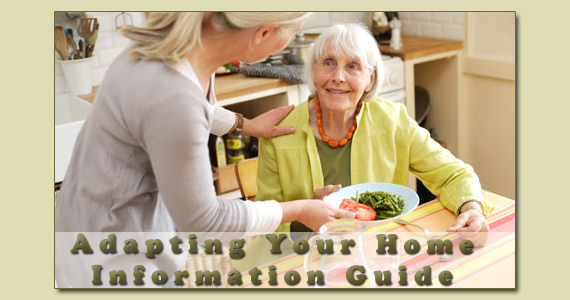 Adapting Your Home Information Guide