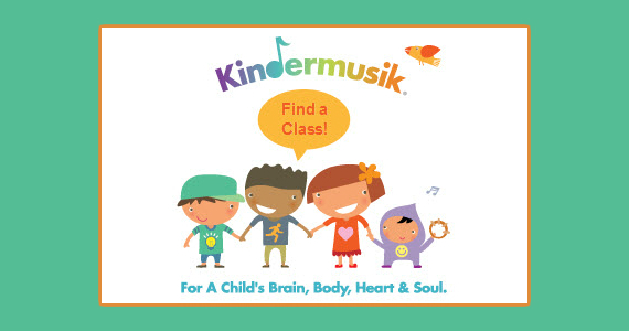Try a Kindermusik Class for Free