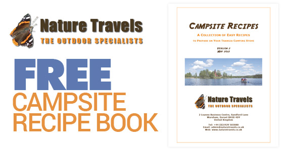 Free Campsite Recipe Book