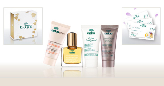 Earn Free Beauty Products With Nuxe