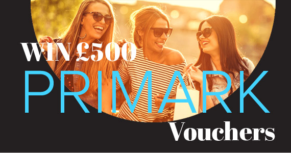 Win £500 To Spend At Primark
