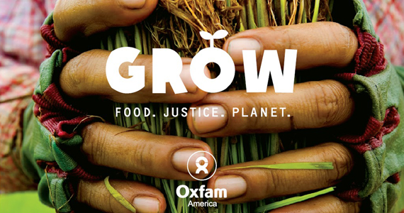 Free Oxfam World Food Guide