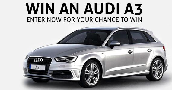 Win an Audi A3