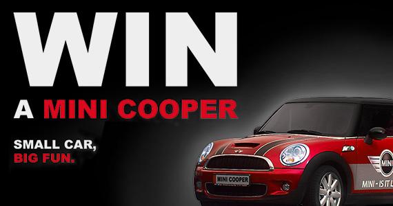 Win A Mini Cooper