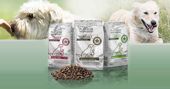 Free Platinum Dog Food Sample