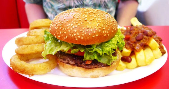 Become a Member of Ed's Club & Get a Free Burger