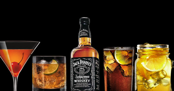 Sign Up with Jack Daniels for Drink Recipes & More