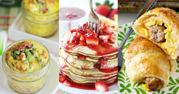 50 Easy & Delicious Breakfast Recipes