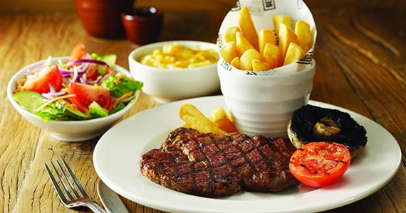 Free Beefeater Meal on Your Birthday